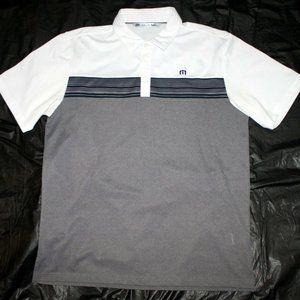 Travis Mathew Mens Short Sleeve Golf Polo Shirt Si